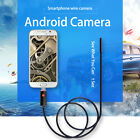 1-10M 5/7/8mm 6LED Android WIFI Endoscope Waterproof Borescope Inspection Camera