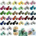 Soft Bamboo Crochet Cotton 50g Knitting Yarn Weaving Craft Baby Knit Wool yarn
