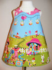 Easter Gnomeville Bunny 'Simply Awesome' Handmade Dresses