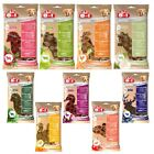 SALE 8 In 1 Dog Puppy Minis Soft Chew Treats Snacks Various Flavours 100g