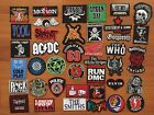 DIY Retro Indy Punk Psycho Bike Sew Iron On Embroidered Patch Applique Badge