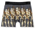NEW Star Wars Stormtrooper Boxers Briefs Skeleton Glow In The Dark Size S M L XL $6.74 USD on eBay