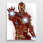 Civil War Iron Man The Avengers Poster FREE US SHIPPING