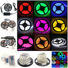5m 10m Smd Rgb 5050/3528/5630 300leds Cool/warm White Waterproof Strip Light Us