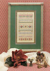 Внешний вид - Just Nan Wonderful Counted Cross Stitch Chart + Embellishments- You Choose!