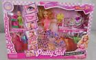 PRETTY GIRL POP STYLE BEAUTIFUL BARBIE DOLL PLAY SET - AVAILABLE IN 4 STYLES