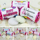 Personalised Mini Love Hearts Rolls | Wedding Favour Sweets | Party Gift Bag