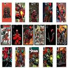 Spawn And Deadpool cover case for Sony Xperia Z - Z1 & Z2 - T30