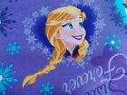 Frozen Fabric Sisters Elsa Anna Purple Quilting Cotton Sewing FQ, BTHY, BTY