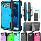 Outer Box Rugged Armor Hybrid Hard Protective Case Cover Kickstand Clip Holster