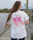Anna Grace Tees T-Shirt - Hello Darling - High Heel Shoes - Comfort Colors Tee