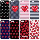 COMME DES GARCONS Phone Hard Case For iphone 7 Samsung Galaxy S7 LG V20
