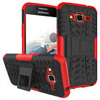 Hybrid Rugged Case Shockproof Case with Kickstand for Samsung Galaxy J2/J2 2016