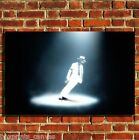 MICHAEL JACKSON MUSIC COOL CANVAS WALL ART BOX PRINT PICTURE SMALL/MEDIUM/LARGE
