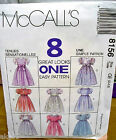 McCall's 8156 Girls Childrens 8 Great Looks One Easy Dress Pattern MANY SIZES