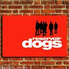 RESEVOIR DOGS MOVIE COOL CANVAS WALL ART BOX PRINT PICTURE SMALL/MEDIUM/LARGE