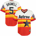Jeff Bagwell Houston Astros Majestic Cool Base Home Jersey with 2017 HOF Patch
