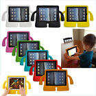 Foam Shockproof Kids Handle Safe Stand Case Cover For Ipad 2 3 4 Mini 1234 Air 2