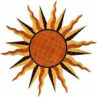 Sun Medallion Mosaic Tile for Swimming Pool Bath Shower Wall Patio Deck Walk Art
