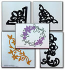 Crafts Too Cutting Dies - choice of designs - Flowers - Corners - Frames - New