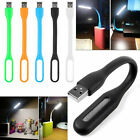 1xFlexible Bright Mini USB LED Light Lamp For Computer Notebook Laptop Reading
