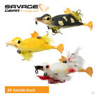 Savage Gear 3D Suicide Duck Lures - Pike Zander Musky Catfish Fishing Tackle