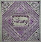 Northern Expressions Needlework Birthstone Series Cross Stitch CHART Your Choice