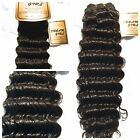 100% HUMAN HAIR - Made by DREAMGIRL - FRENCH DEEP CURL WEAVES - 14 and 16 inches