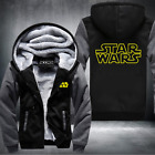 New Star Wars warm Thicken Hoodie Jacket Cosplay Sweater fleece coat clothing
