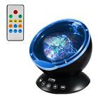 New Remote Control Projection 7 Modes Color Changing LED Night Light Lamp Gifts