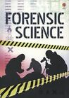 Usborne Forensic Science by Alex Frith c2007, NEW Paperback