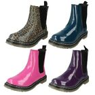 Ladies Spot On Ankle Boots The Style - 50011