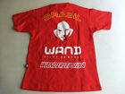 CHUTE BOXE WAND BABY LOOK LOGO WOMENS RED T-SHIRTS MMA BJJ FIGHT SIZES  S-M-L-XL