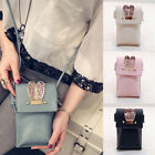1pc Cute Women Girl Cross Body Bag Wallet Pouch Shoulder Bag For Coin Cell Phone