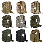 Waterproof 30L Military Tactical Oxford Backpack Camping Trekking Rucksacks Hot~