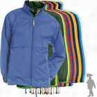 New Personalised Embroidered Lightweight Waterproof Outdoor Walking Jacket