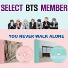 Select Photocard BTS WINGS You Never Walk Alone Album CD+Photo book+Standee+Card