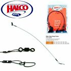 HALCO TERMINAL TACKLE WIRE LEADERS SUPA SNAP TRACES
