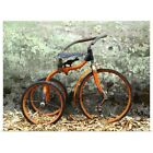 Poster Print Wall Art entitled Vintage Tricycle