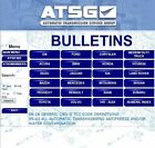 ATSG 2012 Automatic Transmission Service Group - All Models Up To 2012 Software