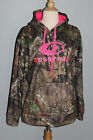 LADIES Performance Hoodie MOSSY OAK Break-Up Country M L 2XL Womens Camo Pink