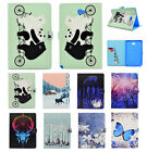 """Smart Cartoon Leather Cover Stand Case For Samsung Tab A 10.1"""" SM-P580 & P585"""