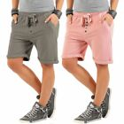Stitch & Soul Damen Sweat Shorts LSS-062 Damenhose Damenshorts Hose Bermuda