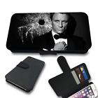 JAMES BOND 007 BULLET HOLE FLIP PHONE CASE COVER (FITS ALL MODELS) £8.95 GBP
