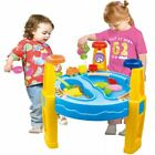 Childrens Kids Toddler Sand and Water Play Table Activity Toy Garden Sandpit New