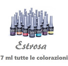 Estrosa smalto gel semipermanente 7ml  tutte le colorazioni