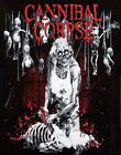 Cannibal Corpse T-Shirt Butchered At Birth death metal rock Official M only NWT