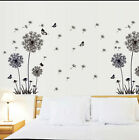 DIY PVC Wall Decals/Adhesive Wall Sickers Poastoral Style Mural Art Home Decor