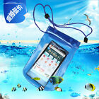 Waterproof Pouch Swimming Underwater Dry Bag Case for Mobile Touchscreen