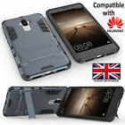 SLIM HEAVY DUTY TOUGH SHOCKPROOF CASE COVER PROTECTION FOR HUAWEI SMART PHONES